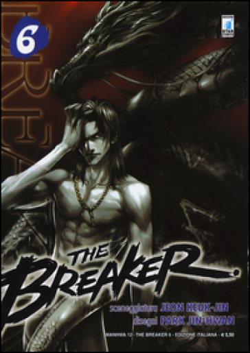 The Breaker. 6. - Jeon Keuk-Jin |