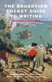 The Broadview Pocket Guide to Writing