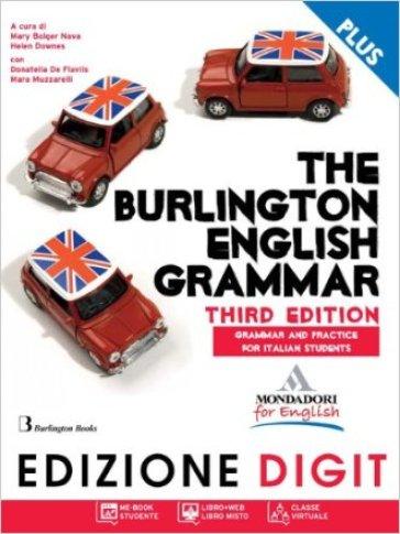 The Burlington english grammar. Exercice book. B1-B2. Per le Scuole superiori. Con espansione online - Mary Bolger Nava |