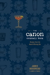The Canon Cocktail Book