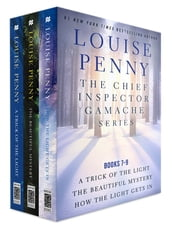 The Chief Inspector Gamache Series, Books 7-9