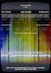 The Commodore wars - 8 bit generation (DVD)