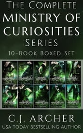 The Complete Ministry of Curiosities Series