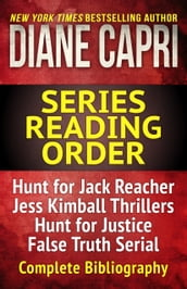 The Diane Capri Series Reading Order Checklist