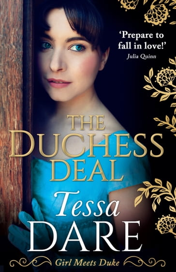 The Duchess Deal: the stunning new Regency romance from the New York Times bestselling author