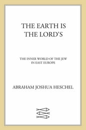 The Earth Is the Lord s
