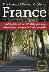 The Essential Driving Guide for France (3rd Edition)