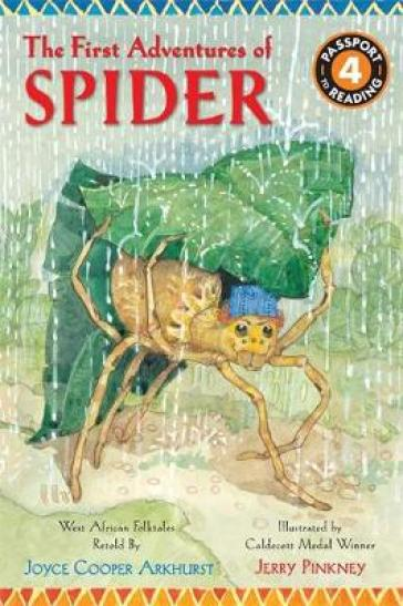The First Adventures of Spider