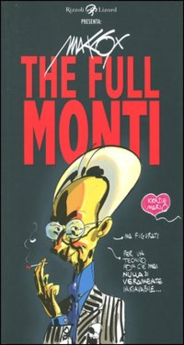 The Full Monti - Makkox | Rochesterscifianimecon.com