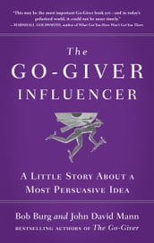 The Go-Giver Influencer