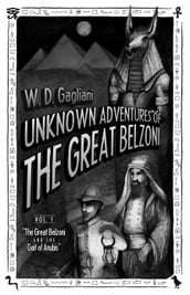 The Great Belzoni and the Gait of Anubis