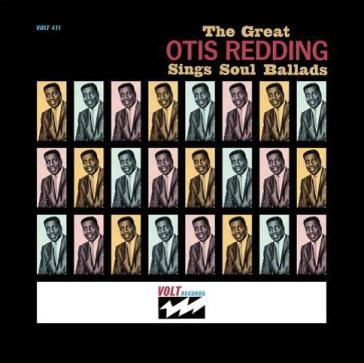 The Great Otis Redding Sings Soul Ballads (Stax R)