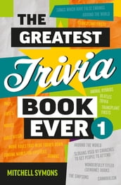 The Greatest Trivia Book Ever 1