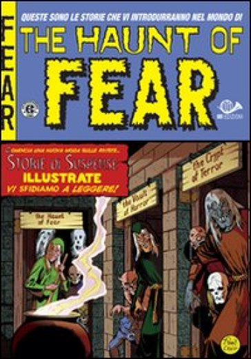 The Haunt of Fear. 1.