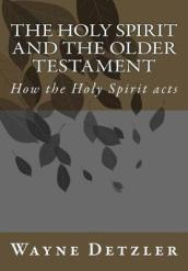 The Holy Spirit and the Older Testament