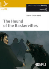 The Hound of the Baskervilles. Con CD Audio