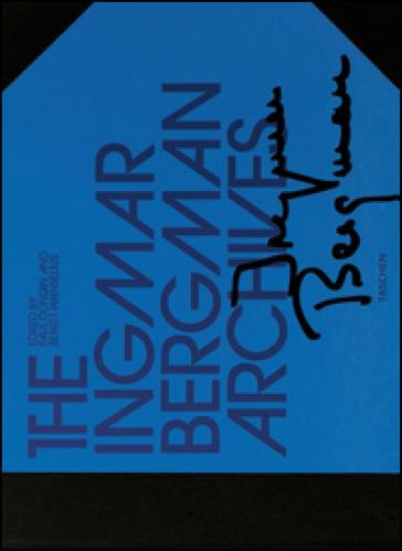 The Ingmar Bergman Archives. Ediz. illustrata. Con DVD - P. Duncan |