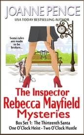 The Inspector Rebecca Mayfield Mysteries Box Set 1