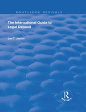 The International Guide to Legal Deposit