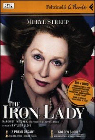 The Iron Lady. DVD. Con libro - Phyllida Lloyd | Rochesterscifianimecon.com