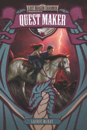 The Last Dragon Charmer #2: Quest Maker