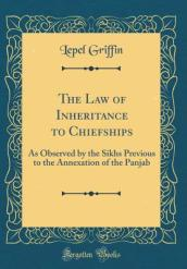 The Law of Inheritance to Chiefships