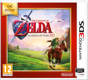The Legend of Zelda Ocarina Time Select