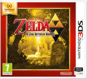 The Legend of Zelda:Link B.Worlds Select