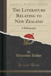 The Literature Relating to New Zealand