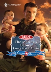 The Marine s Babies (Mills & Boon Love Inspired) (Men Made in America, Book 55)