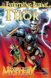 The Mighty Thor Journey into Mystery: Everything Burns