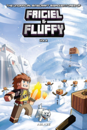 The Minecraft-inspired Misadventures of Frigiel and Fluffy Vol 2