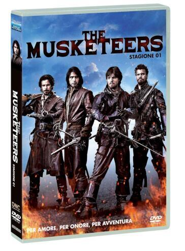 The Musketeers - Stagione 01 (DVD)