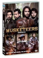 The Musketeers - Stagione 02 (4 DVD)
