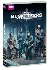 The Musketeers - Stagione 03 Episodi 01-10 (4 DVD)
