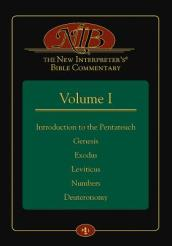 The New Interpreter s Bible Commentary, volume I