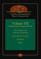 The New Interpreter s Bible Commentary Volume VII