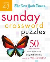 The New York Times Sunday Crossword Puzzles Volume 43