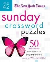 The New York Times Sunday Crossword Puzzles, Volume 42