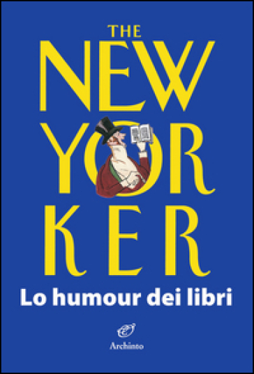 The New Yorker. Lo humour dei libri