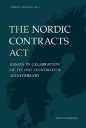 The Nordic Contracts Act: Essays in Celebration of its One Hundreth Anniversary 2