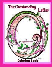 The Outstanding Letter O Coloring Book