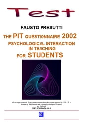 The PIT Questionnaire 2002 for Students