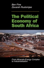 The Political Economy Of South Africa