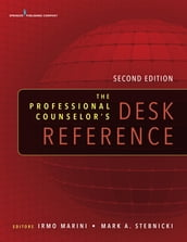 The Professional Counselor s Desk Reference, Second Edition