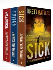 The Project Eden Thrillers Box Set 1: Books 1 - 3