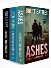 The Project Eden Thrillers Box Set 2: Books 4 - 6