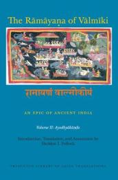 The Ramayana of Valmiki: An Epic of Ancient India Volume II