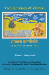 The Ramayana of Valmiki: An Epic of Ancient India Volume V