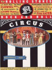 The Rolling Stones - Rock and Roll Circus (DVD)